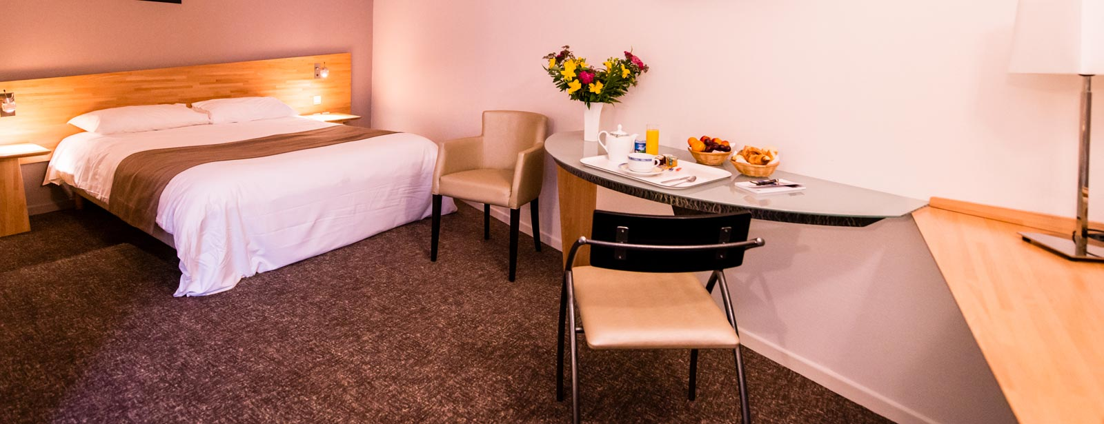 chambre famille quality Hotel pau